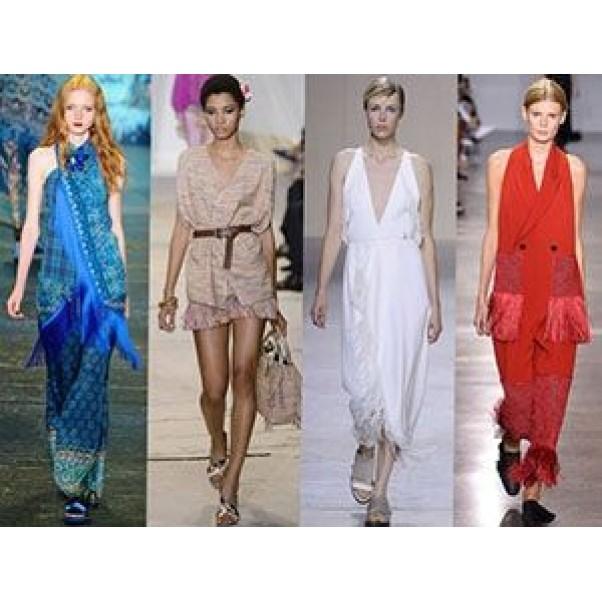 Модерни цветове за дрехите през 2017